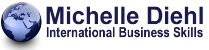 Logo Michelle Diehl International Business Skills